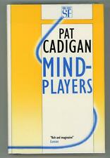 Mindplayers by Pat Cadigan (First Edition)- High Grade