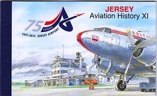 Jersey 2012 Prestige Markenheft MH 25 Geschichte der Luftfahrt Flugzeuge **