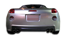 06-09 Pontiac Solstice Duraflex GT Concept Rear Bumper dual exhaust 103590