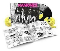 RAMONES - ROCKET TO RUSSIA (40TH ANNIVERSARY DELUXE) 3CD/LP