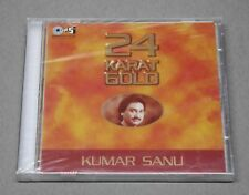 Kumar Sanu 24 Karat Gold Sealed 1998 Tips Industries CD