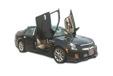 03-07 Cadillac CTS Duraflex Platinum Body Kit 4pc 110072