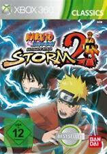 XBOX 360 Naruto Shippuden Ultimate Ninja Storm 2 come nuovo