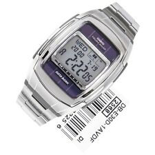 Casio Stainless Steel Data Bank DB-E30D-1A