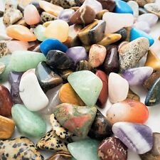 2 lb South Africa Tumbled Stone Mix Zentron™ Crystals