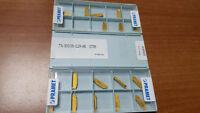 PRAMET 10pcs for parting  TN 300/05-G2R-48 5735 / R123G2-0300-0502-CM 2135 /