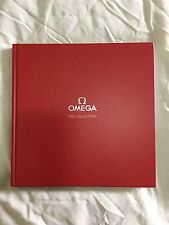 'Watch Collection' Catalogue - Collectors Item! Brand New Hard Cover 2014 Omega