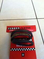 Ferodo V906 Fan Belt, Bedford CA Van,JO. Datsun 1300, Vauxhall 101 & VX 490 FC.