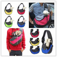 New Pet Dog Cat Puppy Carrier Comfort Tote Shoulder Travel Bag Sling Backpack