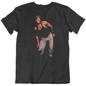 Funny Kickboxer Movie Jean Claude Van Damme Dance Scene v2 T Shirt