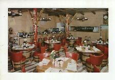Vintage Post Card - Chuck House Ranch Restaurant - Grand Forks - North Dakota