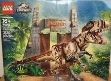 LEGO 6250531 Jurassic Park: T. Rex Rampage Play Set