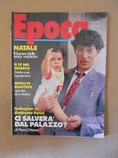 EPOCA 2096 1990 Umberto Bossi Andre Agassi Nicola Trussardi Giorgio Bocca [VL6]