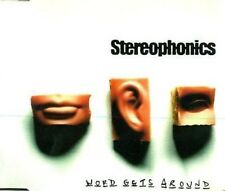 STEREOPHONICS - WORD GETS AROUND PROMO CD RAR D2271