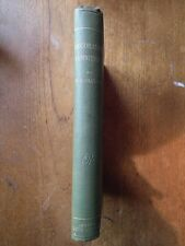 Decorative Furniture of the 16th 17th 18th  by W.H. Hackett *Good 1902 hardback*