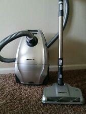 ORECK Venture Pro Multi Floor Bagged Canister Vacuum Cleaner Carpet Floor Dirt