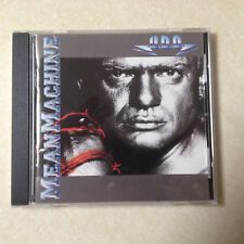 U.D.O. - MEAN MACHINE - CD