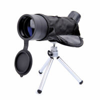 Angled Spotting 20x50 Zoom Scope Monocular Telescope Bird Watching with Tripod