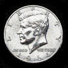 Brand New Magic - Real Coins - Half Dollar (1)
