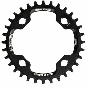 Snaggletooth Chainring 36t Bcd 96 for Shimano XT M782 421584100 Blackspire Mount