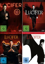 Lucifer - Staffel 1 / 2 / 3 / 4 - DVD - *NEU*