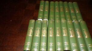 HISTOIRE DE FRANCE - Jules Michelet - Tomes 1 à 17 - Ed. Jean de Bonnot 1976-79
