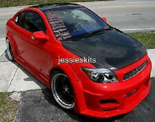 Tc 04-09 Scion OB Full wide Body kit polyfiber