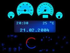 Letronix LED velocímetro kit completo cabina iluminación Opel Astra G zafira a Corsa C