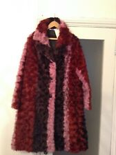 100% authentic Alexander McQueen  coat  BNWT approx Size IT 40