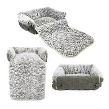 All Pet Solutions Fleece Warm Luxury Dog Cat Bed Sofa / Couch / Chair Protector