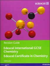 Edexcel IGCSE Chemistry Revision Guide + Student CD, Cliff Curtis