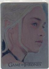 Game of Thrones InfleXions Artifex Metal Daenerys Targaryen AF14 22/25