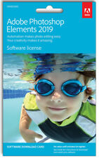 New Adobe - Photoshop Elements 2019 - Windows - Digital Delivery