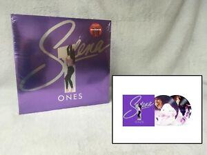 Ones (2020) • Selena • NEW/SEALED Picture Discs