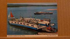 Postcard Unposted Dorset, Sandbanks to Studland Car ferry