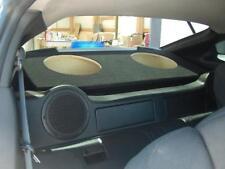 Custom Sub Enclosure Subwoofer Box for a Nissan 350Z - Low Profile