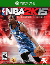NBA 2K15 For Xbox One Basketball 9E