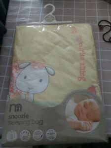 Baby Child Boys/girls Sleeping Sleep Bag 2.5 Tog Summer Winter Warm Snug