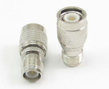 TNC male plug to RP-TNC female jack straight adapter and RF Coaxial & connector
