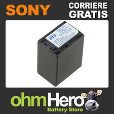 Batteria Hi-Quality per Sony DCR-SX65B