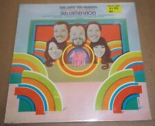 THE FIFTH DIMENSION - The July 5th Album - Soul City SCS 33901 SEALED