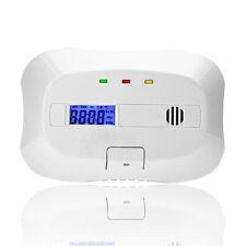 LCD CO Gas-Melder Kohlenmonoxid Detektor Alarm Kohlenmonoxidmelder