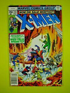 Uncanny X-Men #113 - Magneto - 1st John Byrne X-Men Cover - FN/VF - Marvel