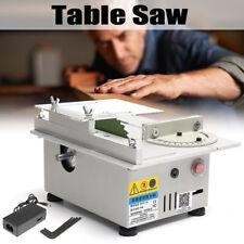 7000RPM T5 Mini Precision Table Saw Blade DIY Woodworking Cutting Machine
