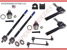 10PC Complete Front Suspension Kit for Jeep Patriot Compass Dodge Caliber