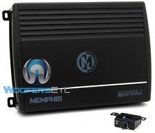 MEMPHIS SRX250.1 AMP MONOBLOCK 500W MAX SUBWOOFERS SPEAKERS BASS AMPLIFIER NEW