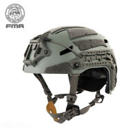 FMA Airsoft Caiman Helmet w/ NVG Shroud Rail Space Paintball Military Hunting