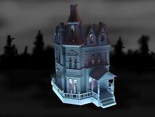 Addams Family Mansion House Backlightable Windows Polar Lights/Aurora
