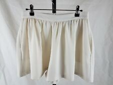 Topshop Size EU 38, Uk 10, AU 8 Cream Culottes Shorts