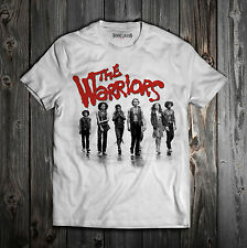 MAGLIETTA THE WARRIORS T-SHIRT COTONE UOMO DONNA